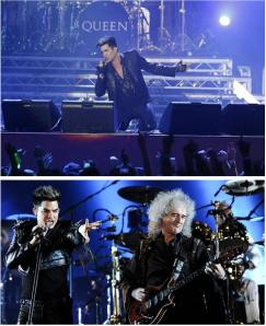 "Earlier this year, Adam Lambert, the powerhouse vocalist, went on tour with Queen, ""filling in"" for the flawless Freddie Mercury."