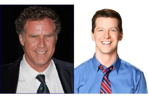 Will Ferrell, 46 vs. Sean Hayes, 43
