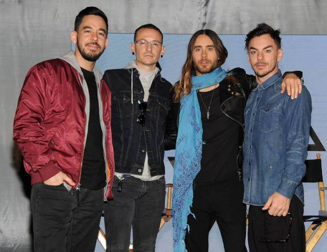 "Live Nation Announces ""Carnivores Tour"" With Linkin Park and 30 Seconds to Mars"