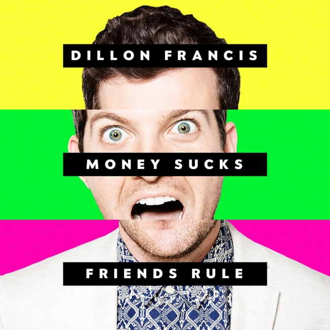 Dillon Francis - Album Cover