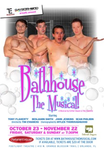 Bathhouse The Musical 4x6